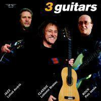 3 Guitars (CD)