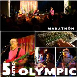 Olympic retro 5 - Marathón (2CD)