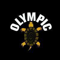 Button Olympic - The Turtle (black)